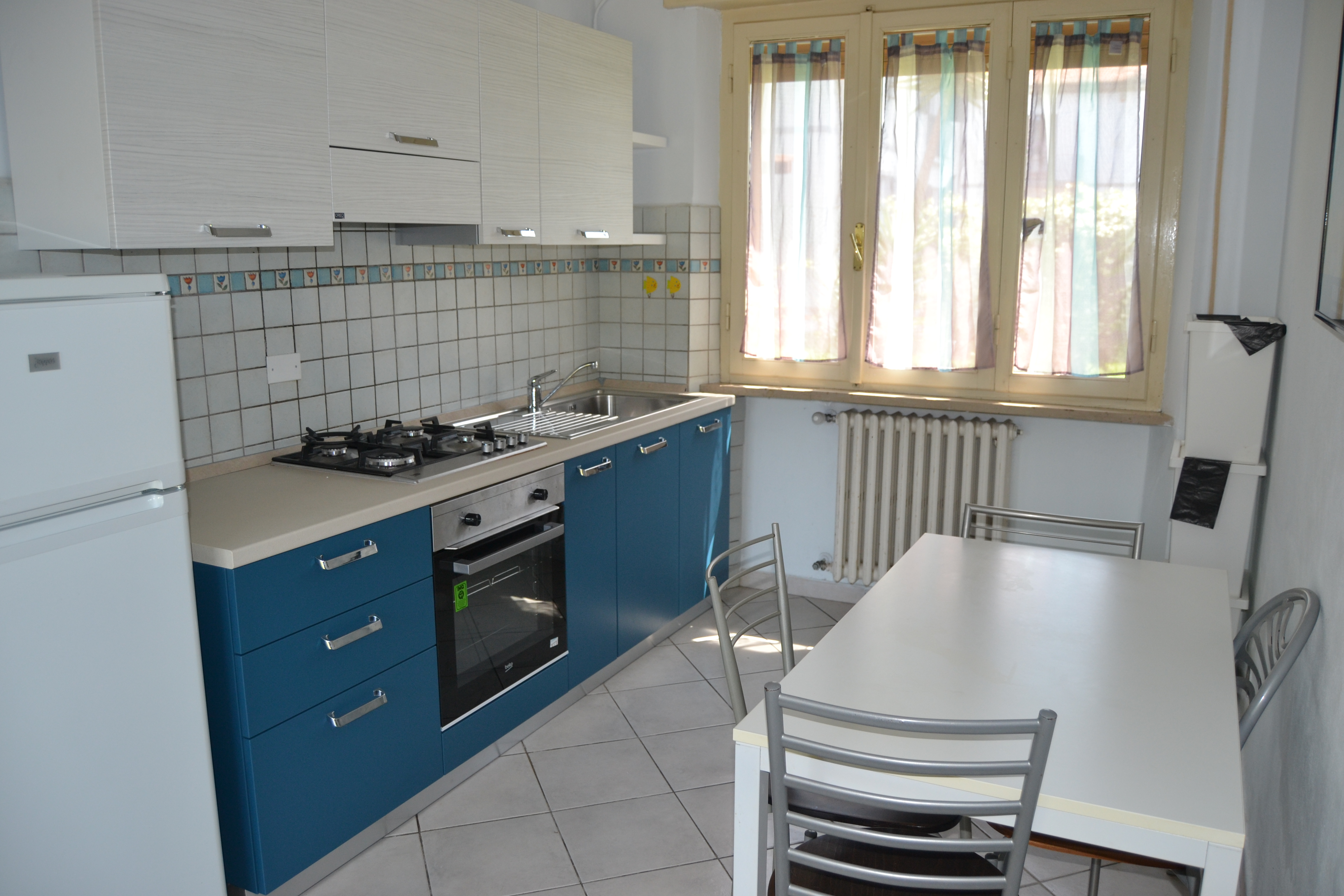 Appartamento al primo piano in zona centrale Rif.V.62